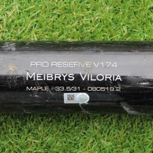 Photo of Team-Issued Bat