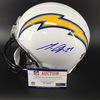NFL - Chargers Melvin Gordon Signed Proline Helmet
