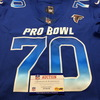 NFL - Falcons Jake Matthews Game Issued Pro Bowl 2019 Jersey Size 48