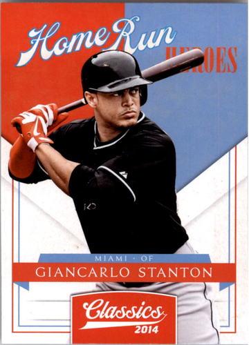 Photo of 2014 Classics Home Run Heroes #12 Giancarlo Stanton