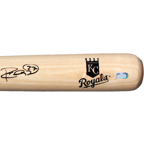 Photo of Autographed Bat: Adalberto Mondesi