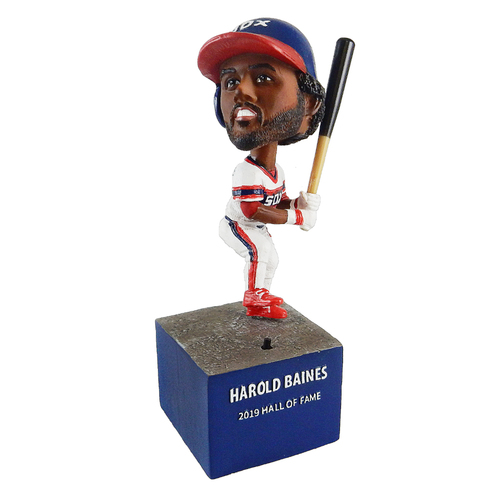 Photo of Limited-Edition Harold Baines Talking Bobblehead