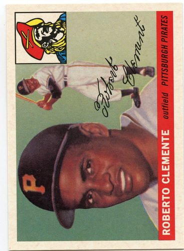 Photo of 2016 Topps Berger's Best Series 2 #BB21955 Roberto Clemente