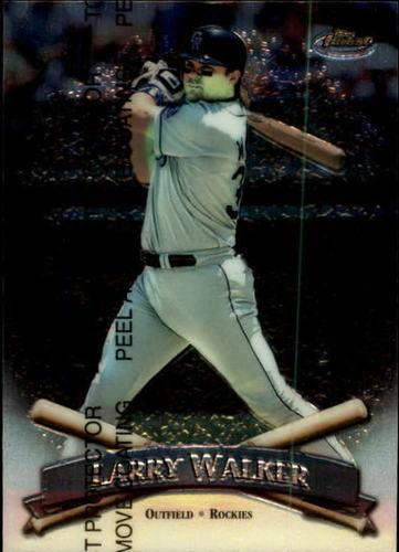 Photo of 1998 Finest #1 Larry Walker