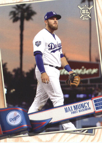 Photo of 2019 Topps Big League #2 Max Muncy