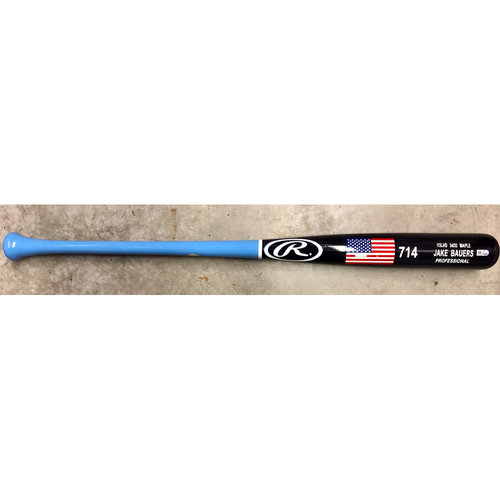 Photo of Rays Baseball Foundation: Team Issued Player's Weekend Model Bat - Jake Bauers