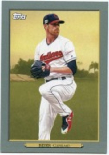 Photo of 2020 Topps Turkey Red '20 Series 2 #TR34 Shane Bieber