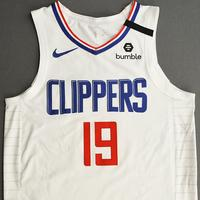Rodney McGruder - Los Angeles Clippers - Game-Worn Association Edition Jersey - 2019-20 NBA Season Restart with Social Justice Message