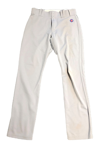 Photo of 12 Days of Auctions: Day 10 -- Jason Kipnis Team-Issued Pants -- Size 35-39-33