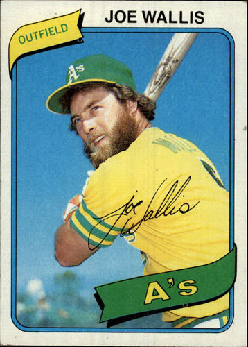 Photo of 1980 Topps #562 Joe Wallis