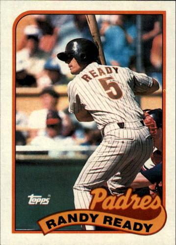 Photo of 1989 Topps #551 Randy Ready