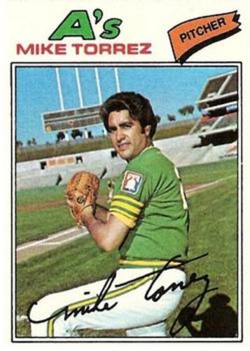 Photo of 1977 Topps #365 Mike Torrez