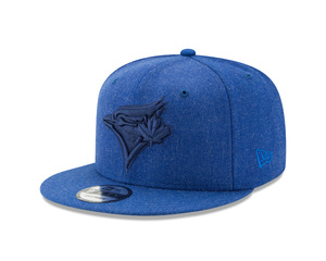 Toronto Blue Jays Jumbo Heather Snapback Royal by New Era