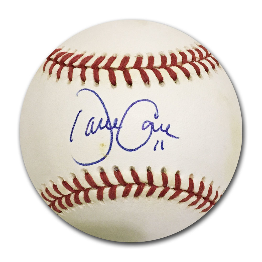 David Cone Autographed 1992 World Series Official Baseball