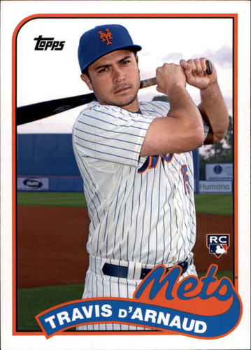 Photo of 2014 Topps Archives #170 Travis d'Arnaud RC