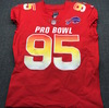 NFL - Bills Kyle Williams Game Issued 2019 Pro Bowl Jersey Size 46