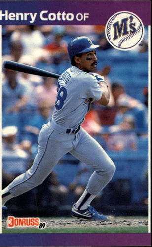 Photo of 1989 Donruss #109 Henry Cotto