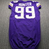 NFL - Vikings Danielle Hunter Signed Authentic Jersey Size 44