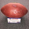 Cardinals - Chandler Jones Signed Authentic Football