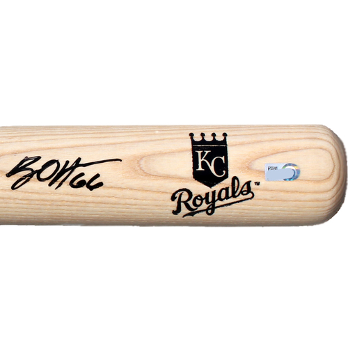 Photo of Autographed Bat: Ryan O'Hearn