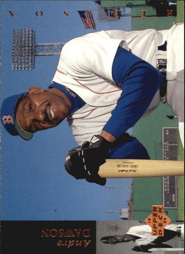 Photo of 1994 Upper Deck #96 Andre Dawson