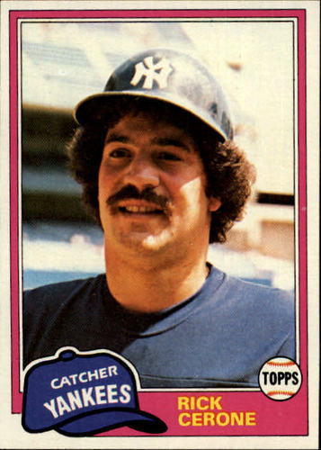 Photo of 1981 Topps #335 Rick Cerone