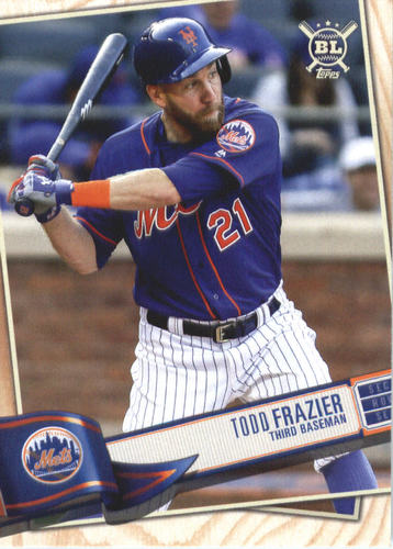Photo of 2019 Topps Big League #16 Todd Frazier
