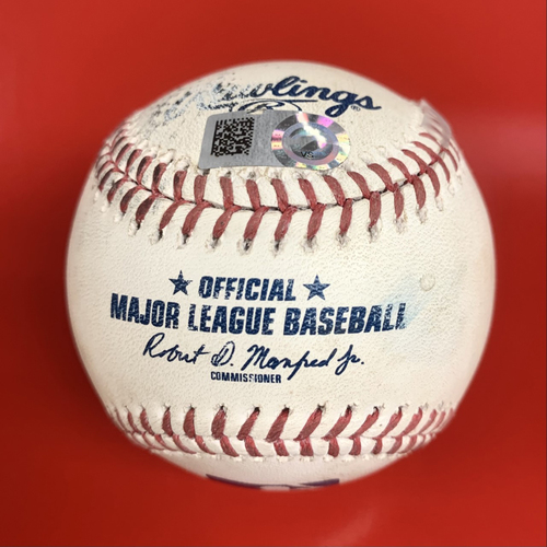 Photo of Game Used HOME RUN Baseball - Tim Locastro Home Run Ball - 9/23/2020 vs. TEX
