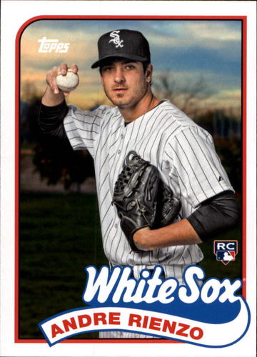 Photo of 2014 Topps Archives #174 Andre Rienzo RC