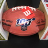 Broncos Week 2 Ticket Package (2 tickets vs the Bears +  Drew Lock  Signed Authentic Football with NFL 100 Logo) - Game Date is 9/15