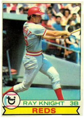 Photo of 1979 Topps #401 Ray Knight