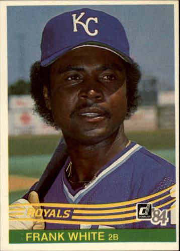Photo of 1984 Donruss #222 Frank White