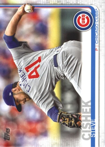 Photo of 2019 Topps #645 Steve Cishek