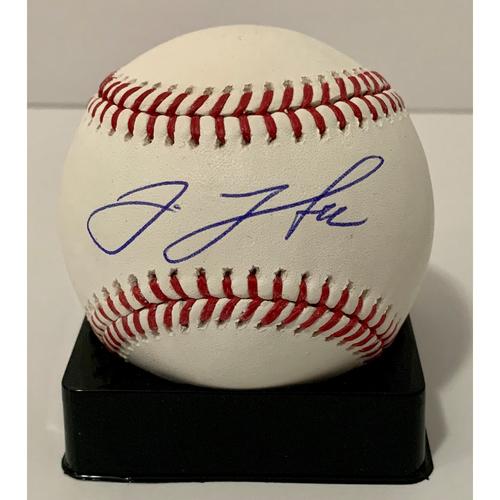Photo of Jake Lamb Autographed Ball