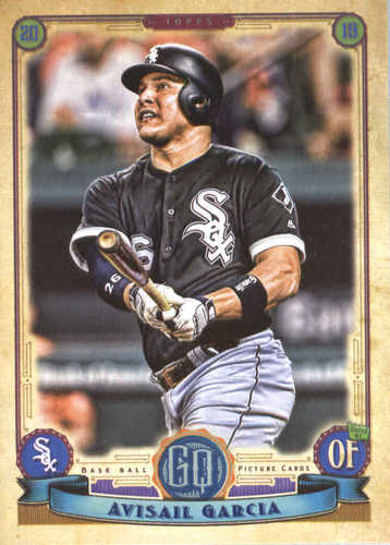 Photo of 2019 Topps Gypsy Queen #39 Avisail Garcia
