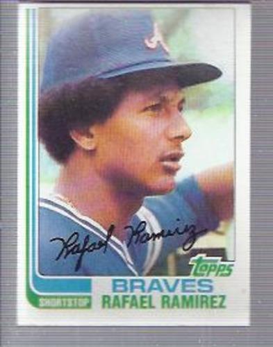 Photo of 1982 Topps #536 Rafael Ramirez