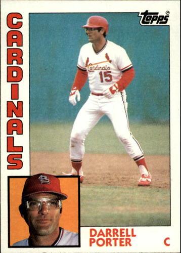 Photo of 1984 Topps #285 Darrell Porter