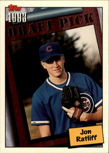 Photo of 1994 Topps #739 Jon Ratliff RC