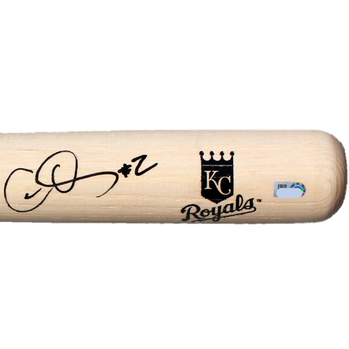 Photo of Autographed Bat: Chris Owings