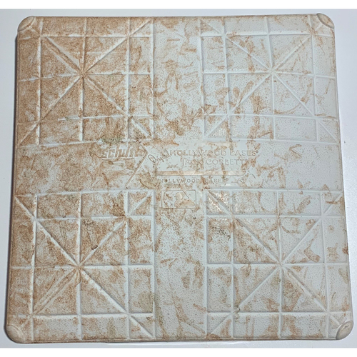 Photo of 2018 All Star Game Used 1st Base -  Innings (8th - 10th) - July 17th