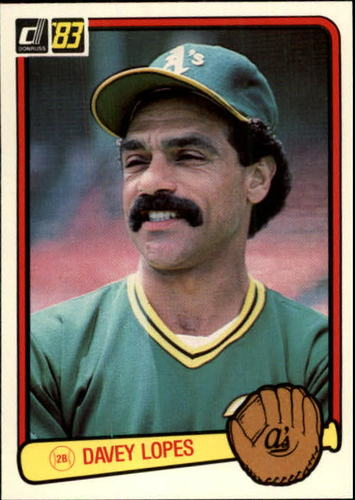 Photo of 1983 Donruss #339 Dave Lopes