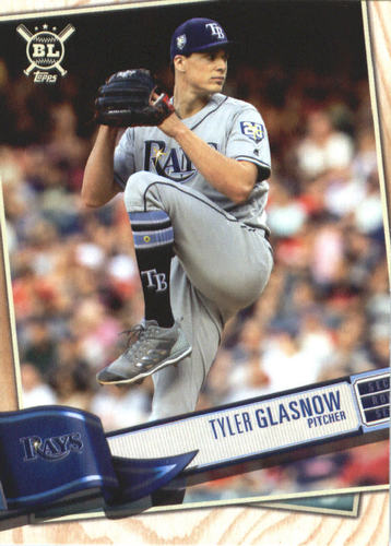 Photo of 2019 Topps Big League #21 Tyler Glasnow