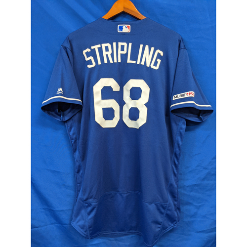 Photo of Ross Stripling 2019 Team Issued Batting Practice Jersey