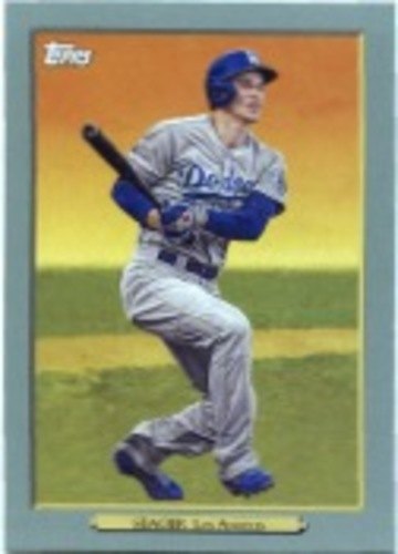 Photo of 2020 Topps Turkey Red '20 Series 2 #TR45 Corey Seager