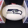 PCF - Seahawks Jacob Martin Signed Panel Ball w/ Seahawks Logo