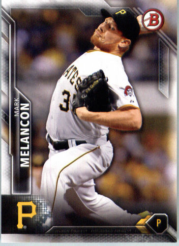 Photo of 2016 Bowman #114 Mark Melancon