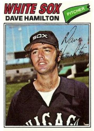 Photo of 1977 Topps #367 Dave Hamilton