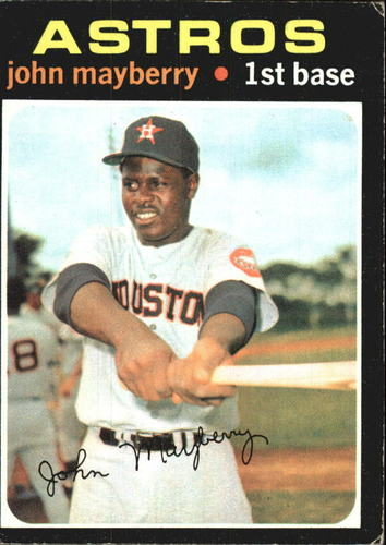 Photo of 1971 Topps #148 John Mayberry