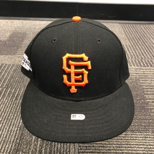 Photo of 2016 Team Issued Postseason Cap - #17 Gordon Beckham - Size 7 1/8