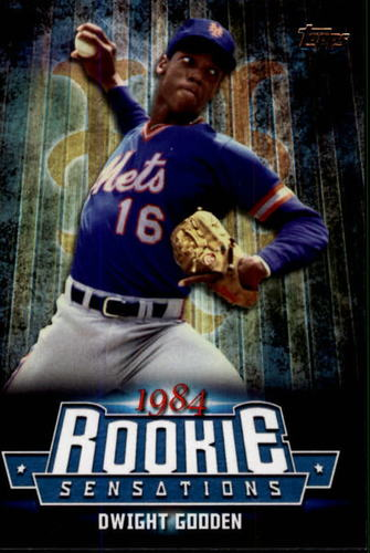 Photo of 2015 Topps Update Rookie Sensations #RS11 Dwight Gooden